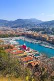 The Port, Nice, Cote Dazur, France Photographic Print by Fraser Hall