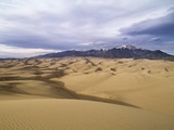 Great Sand Dunes National Monument Photographic Print by Guido Cozzi