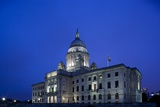 Rhode Island State Capitol Photographic Print by Paul Souders
