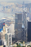 Hong Kong Cityscape Photographic Print by Fraser Hall