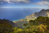 Canyon in Hawaii Photographic Print by Terry Eggers