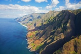 Napali Coastline Photographic Print by Terry Eggers