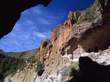 Bandelier National Monument Photographic Print by Guido Cozzi