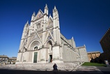 Cathedral of Orvieto Photographic Print by Terry Eggers