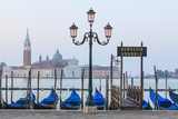 Gondolas, Venice, Italy Photographic Print by Fraser Hall