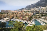 Monaco, Cote D'azur Photographic Print by Fraser Hall