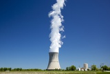 Nuclear Power Plant, Ohio Photographic Print by Paul Souders