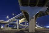 Highway Overpasses, Tampa, Florida Photographic Print by Paul Souders