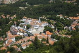 National Palace, Sintra, UNESCO World Heritage Site, Portugal Photographic Print by Terry Eggers