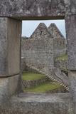 Machu Picchu, Peru, World Heritage Site Photographic Print by John and Lisa Merrill