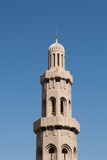 Sultan Qaboos Grand Mosque in Muscat Photographic Print by Sergio Pitamitz