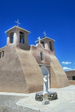 Ranchos De Taos Church Photographic Print by Buddy Mays