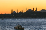 Hagia Sophia, Istanbul, Marmara, Turkey Photographic Print by Beniamino Pisati
