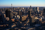 Aerial View of Downtown Johannesburg Photographic Print by Charles O'Rear