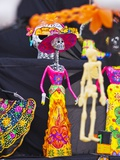 Catrina Doll on Sale for the Day of the Dead Celebration Photographic Print by Terry Eggers