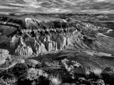 Chalk Basin Photographic Print by Steve Terrill