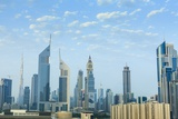 Cityscape, Dubai Photographic Print by Fraser Hall