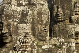 Bayon Temple in Angkor Thom, Siem Reap, Cambodia Photographic Print by Ron Dahlquist