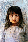 Young Girl Photographic Print by André Burian