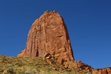 Sandstone Erosion Landscape in Coyote Gulch Photographic Print by Frank Krahmer