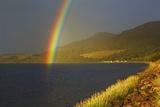 Rainbow at Ocean Photographic Print by Frank Krahmer
