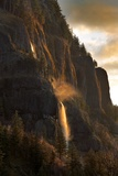 Evening Light on Mist Falls Photographic Print by Steve Terrill