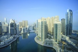 Dubai Marina, Dubai, United Arab Emirates Photographic Print by Fraser Hall