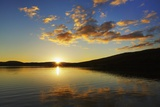 Sunset at Loch Creran Photographic Print by Frank Krahmer