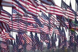 3000 US Flags for 9/11 Photographic Print by Joseph Sohm
