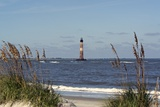 Morris Island Lighthouse - Folly Beach, SC Photographic Print by Gary Carter