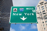 This Way to New York City Photographic Print by Joseph Sohm