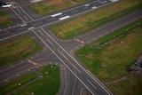 Aerials of Boston Logan International Airport Photographic Print by Joseph Sohm