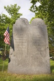 Revolutionary War Cemetery Plot, Boston, MA Photographic Print by Joseph Sohm
