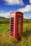 British Telephone Box Photographic Print by Frank Krahmer