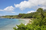 Hamoa Beach, Hana, Maui, Hawaii Reproduction photographique par Ron Dahlquist