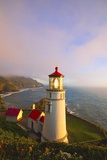 Heceta Head Lighthouse, Oregon Coast, Pacific Ocean, Pacific Northwest Photographic Print by Craig Tuttle