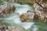 Brook in Gorge Photographic Print by Frank Krahmer