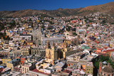 Aerial View of Guanajuato Photographic Print by Danny Lehman