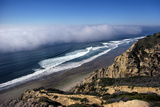 Fog Bank on the Pacific Ocean Photographic Print by Rick Doyle