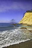Haystack Rock, Cape Kiwanda, Oregon Coast, Pacific Ocean, Pacific Northwest Photographic Print by Craig Tuttle