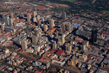 Aerial View of Downtown Pretoria Photographic Print by Charles O'Rear