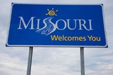 Welcome to Missouri Photographic Print by Joseph Sohm