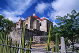 Church of Mitla, Mexico Photographic Print by Danny Lehman