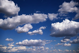 Puffy Clouds Photographic Print by Rick Doyle