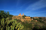 Church of La Valenciana Photographic Print by Danny Lehman