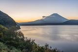 Mt. Fuji Dawn Photographic Print by Rob Tilley