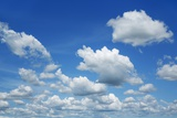 Cumulonimbus Clouds Photographic Print by Frank Krahmer