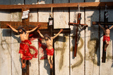 Crucifixes for Sale Photographic Print by Danny Lehman
