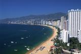 Acapulco Beach, Mexico Photographic Print by Danny Lehman