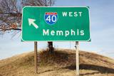 Route 40 to Memphis Photographic Print by Joseph Sohm